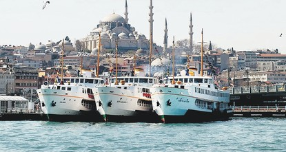 Istanbul sets trends: Public transport key to better quality of life
