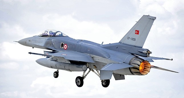 An F-16 Fighting Falcon of the Turkish Air Force takes off on a sortie from Third Air Force Base Konya, Turkey during Exercise Anatolian Eagle. File Photo
