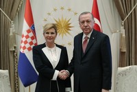 Turkey, Croatia committed to enhancing bilateral trade, investments