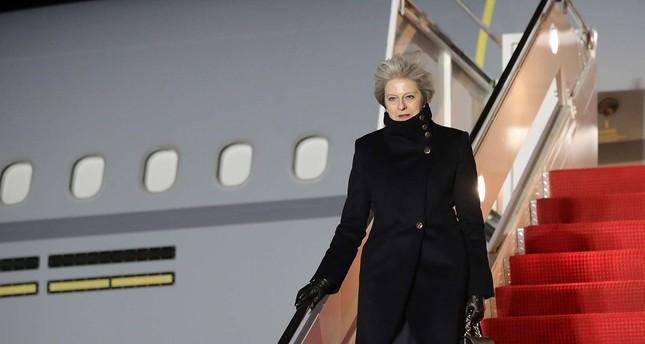 Theresa May's Ankara visit signifies importance of Turkey-UK relationship