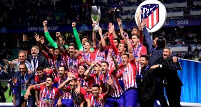 Atletico Madrid beats Real Madrid to win UEFA Super Cup