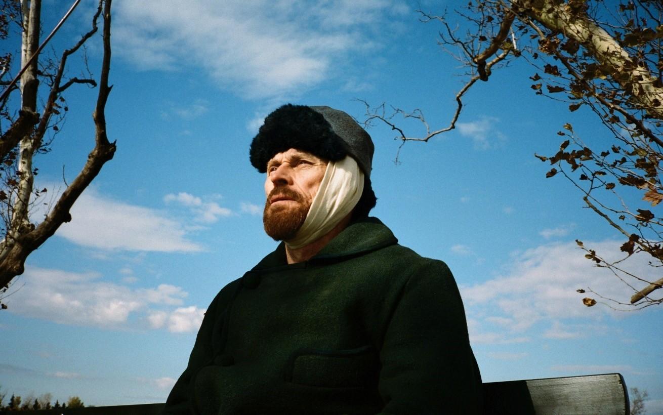 Willem Dafoe plays Vincent Van Gogh in the film u201cAt Eternityu2019s Gate.u201d