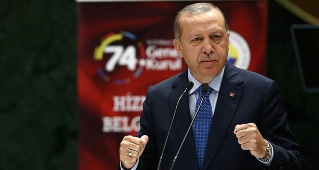 أردوغان: قادرون على صد الهجمات الاقتصادية وسياستنا النقدية متوازنة