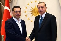Erdoğan, Tsipras point to Geneva talks' importance for Cyprus reunification