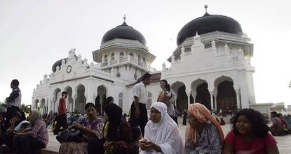 pWorshippers in Indonesia, the world's largest Muslim-majority country, are set to go green with a new initiative that aims to establish 1,000 eco-mosques by 2020./p