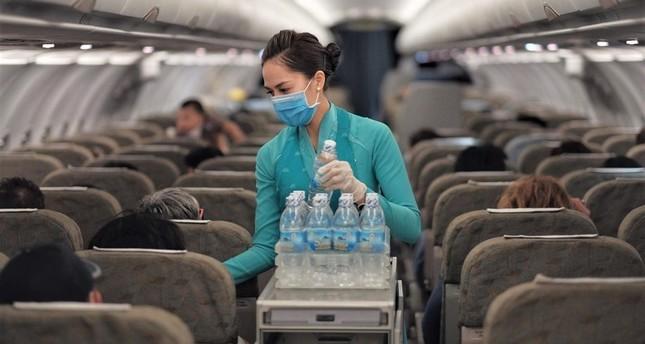 شركات الطيران العالمية قد تخسر 113 مليار دولار بسبب كورونا