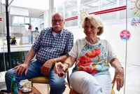 Germans living in Antalya's Alanya district want an end to the tension between Turkey and Germany as soon as possible. Approximately 10,000 Germans live in Alanya. Some of the Germans in the...