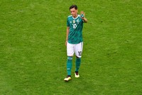 Озил заявил, что не будет играть за сборную Германии
