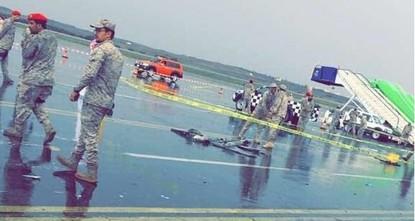 الحوثيون يستهدفون مطار أبها السعودي بطائرة مسيرّة