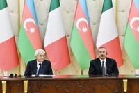 Азербайджан и Италия обсудили сотрудничество