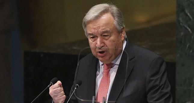 غوتيريش يرحب بأي رد فعل قوي وموحد بشأن وقف القتال في ليبيا