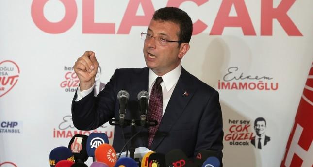 إمام أوغلو يعلن استعداده للعمل مع الرئيس أردوغان بانسجام