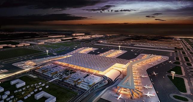 مطار اسطنبول الأكبر في العالم يستعد لاستقبال 110 ملايين مسافر سنوياً