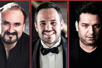 Three renowned tenors to share stage at Bodrum Ancient Theater
