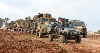 pAt least 1,595 terrorists have been neutralized since the beginning of Operation Olive Branch in northwestern Syria's Afrin, the Turkish military said Saturday./p
