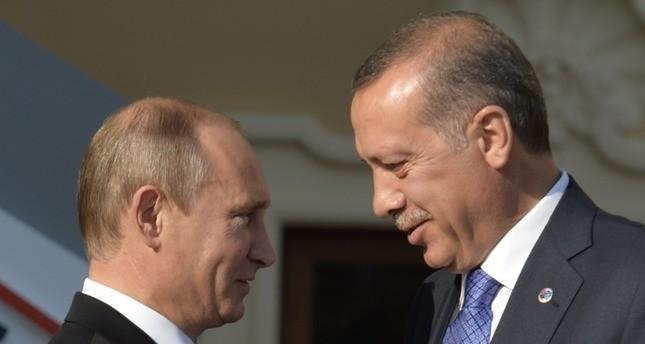 أردوغان يلتقي بوتين اليوم في روسيا ويصف الزيارة بـميلاد جديد للعلاقات