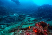 علماء أتراك يكتشفون أقدم حطام سفينة في العالم قبالة سواحل أنطاليا