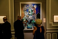 Current leg of Mediterranean Picasso exhibit hits İzmir