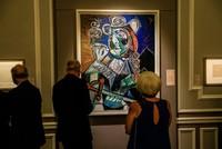 Current leg of Mediterranean Picasso exhibit hits İzmir