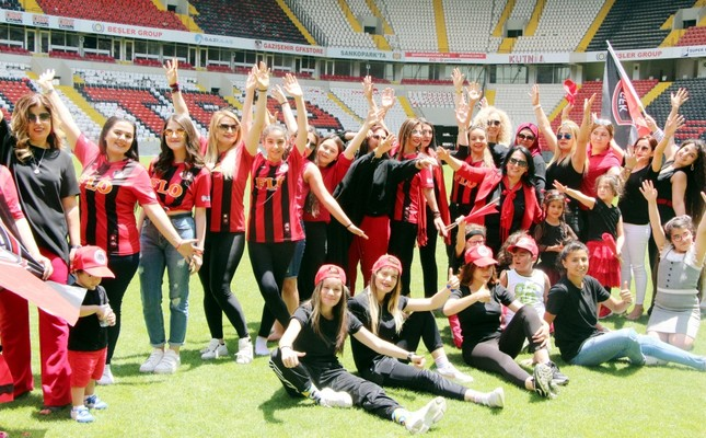 Women of Gaziantep organize to end poor sportsmanship, make