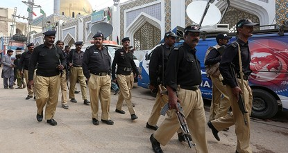 pOvernight clashes in countrywide operations across Pakistan following a suicide attack at a famed Sufi shrine in the country's south resulted in the deaths of at least 39 suspected militants,...