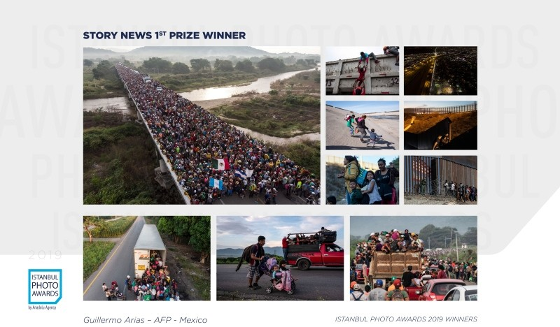 Story News 1st Prize — Thousands of Central American Migrants