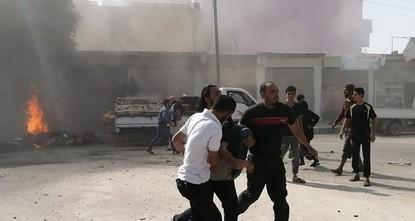 Nordsyrien: 4 Verletzte bei Bombenanschlag