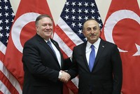FM Çavuşoğlu, US counterpart Pompeo to hold meeting in Washington: MFA spox