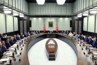 Cabinet meeting focuses on cleansing Gülenist terror-cult from state institutions