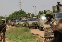 إرهابيون يحتجزون مئات المدنيين رهائن في بلدة شمال شرق نيجيريا