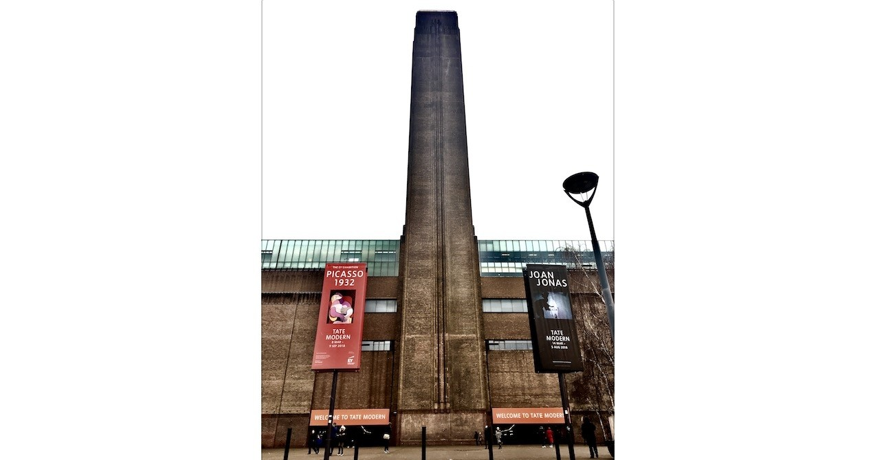 Tate Modern is housed in the former Bankside Power Station, where the great names in contemporary art have risen up from the Boiler Room and through the single central chimney to fire the imagination of the world.