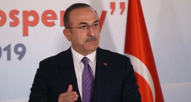 تشاوش أوغلو: إذا أرادت اليونان عقد اتفاق مع ليبيا فعليها الذهاب إلى طرابلس