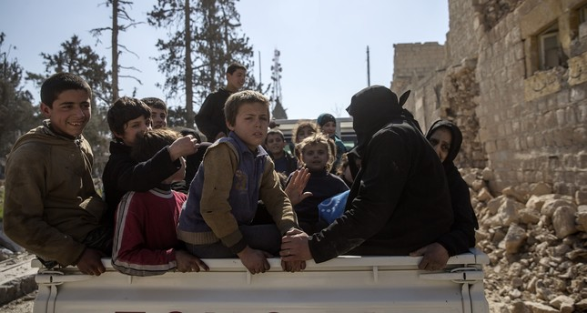 'Turkey will provide support to normalize life in al-Bab'