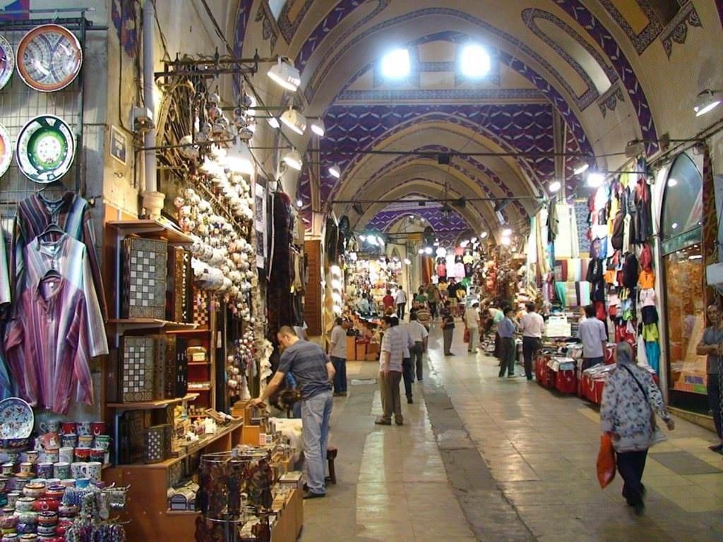 2-Grand Bazaar, Istanbul