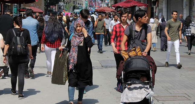 2017 bereits sieben Millionen ausländische Touristen in Istanbul