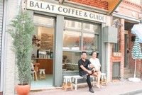 Balat Coffee & Guide: Spirit of Istanbul's historic neighborhood in good hands