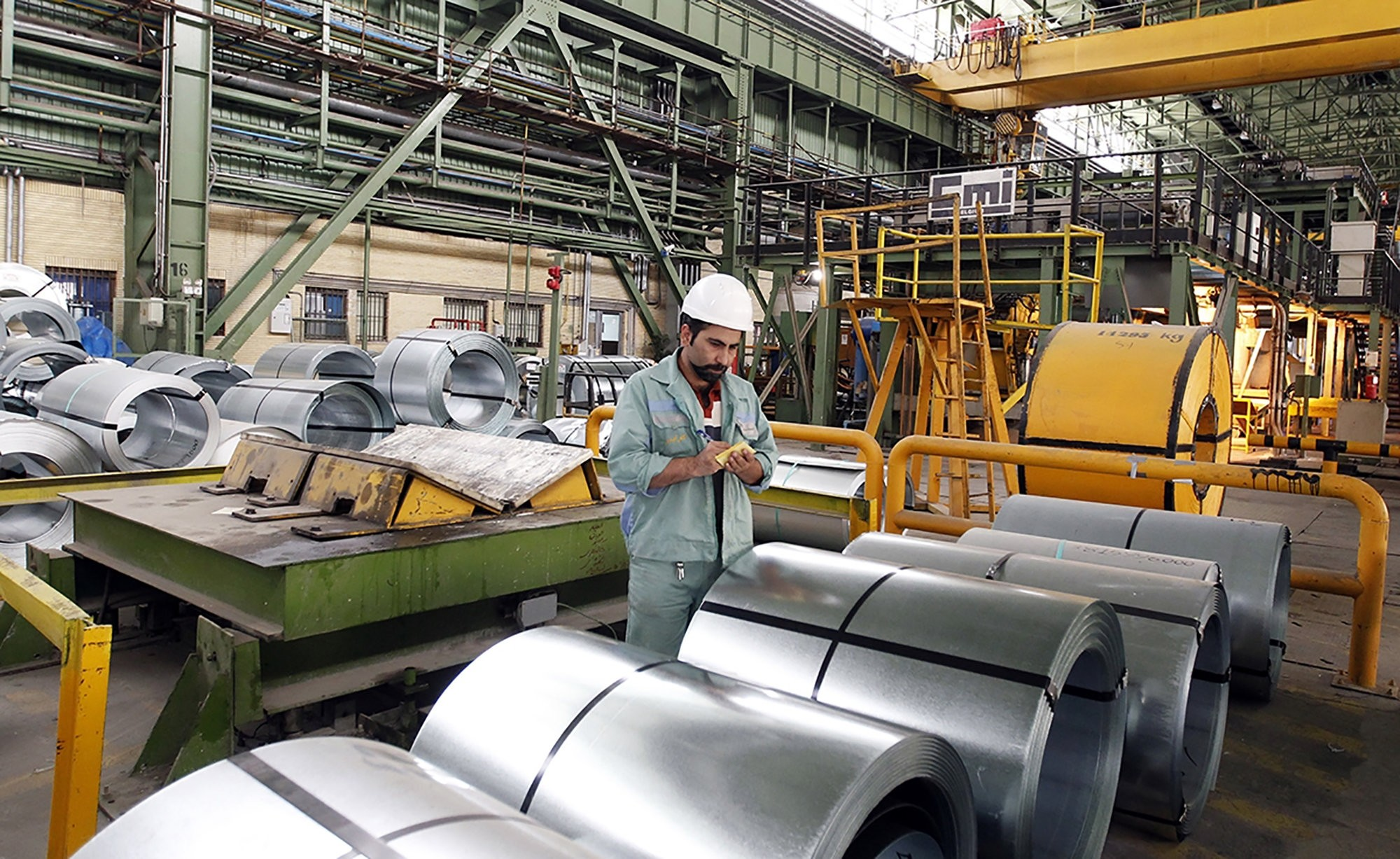 Steel exports on quantity basis were up 20.8 percent year-on-year in 2018, reaching 21.4 million tons.
