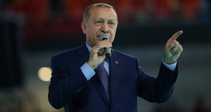 Präsident Erdoğan kündigt Vergeltung gegen USA an