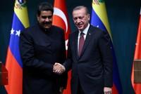 Erdoğan calls Venezuela's Maduro to show support after assassination attempt
