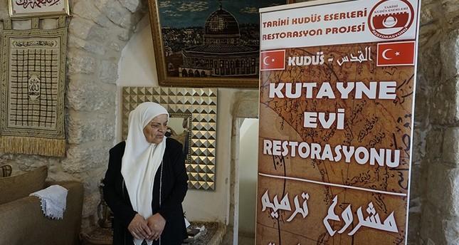 جمعية تركية ترمم 45 مسجداً و70 منزلاً تاريخياً في القدس وفلسطين