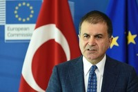 EU Minister Çelik slams French FM's double standards over Turkish anti-terror op in Syria