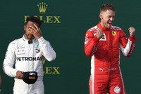 Hamilton aims for rebound in Bahrain GP as Vettel wants more pace