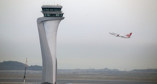 Airports Council International's report revealed that Turkey has become the country that expanded its flight network the most by boosting the country's connectivity by more than 534 percent in the last decade.