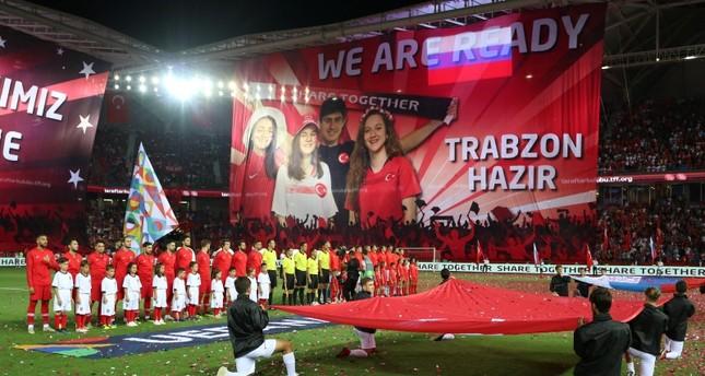 المنتخب التركي يخسر أمام نظيره الروسي بهدفين في دوري الأمم الأوروبية