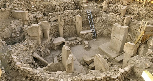 Göbeklitepe, discovered in 1963, dates back to the Neolithic age.