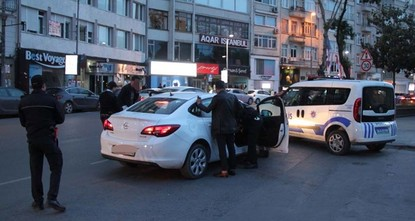 pPolice units have launched the sixth nationwide public order operation across Turkey. 5,000 officers have been deployed for the İstanbul leg of the operations./p  pThe operations started...