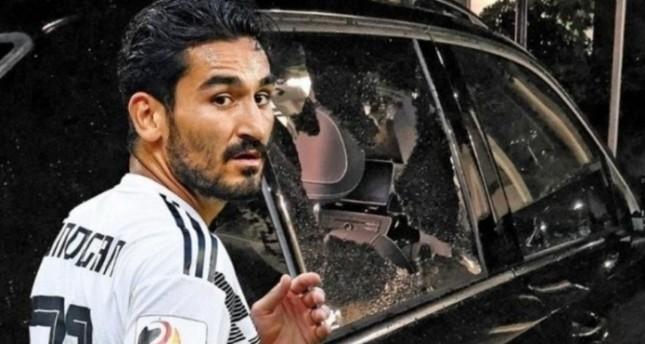 Unbekannte schlugen Scheibe an Gündogans Mercedes ein