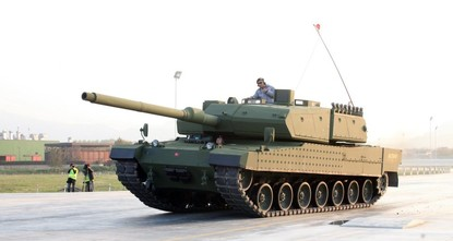 pTurkey's first fully homegrown main battle tank (MBT), Altay, which is currently under development, is drawing significant attention from international buyers, particularly from the Middle East,...
