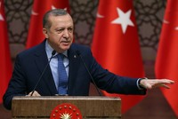 Turkey's President Recep Tayyip Erdoğan put an end to discussions on lowering the age of candidacy for lawmakers in the constitutional amendment package Thursday, saying,