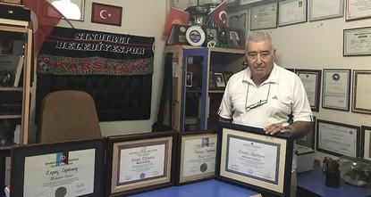 استحق التركي